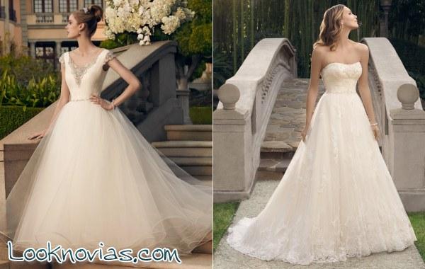 22d1f25f1d Casablanca Bridal y su colección otoñal