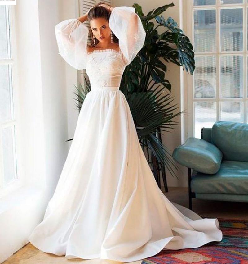 vestidos de novia que serán tendencia