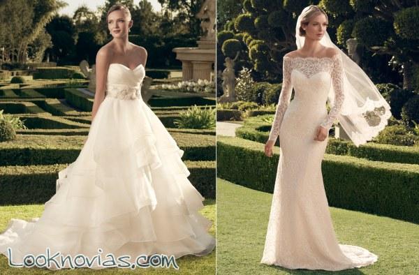 d6cf1771b8 Los vestidos más vendidos de Casablanca Bridal