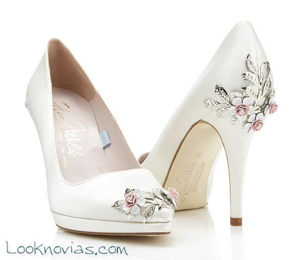 De Zapatos Para Harriet Wilde Colección NoviasLook Y Su TZPkiuOX
